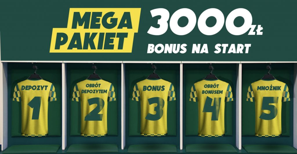 Betfan bonus. Jak odebrać do 3000 zł + 50 zł?